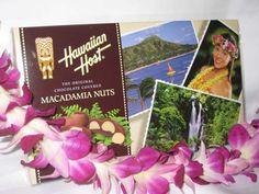 chocolate-covered Hawaiian Host macadamia nuts