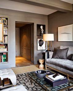 Un pièce à vivre classique   design d'intérieur, décoration, pièce à vivre, luxe. Plus de nouveautés sur http://www.bocadolobo.com/en/inspiration-and-ideas/