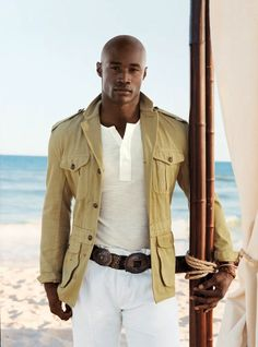 Another Ralph Lauren for the coming Summer.