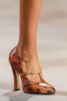 Marc Jacobs | 25 zapatos por los que suspiramos en NYFW Otoño Invierno 2013 2014