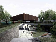 Antalya Kepez Belediyesi Kongre ve Sergi Merkezi Ulusal Mimari Proje Yarışması - CeSa Mimarlar