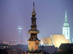 Discover Bratislava, one the best European destinations for a city break. Best hotels in Bratislava, best tours and activities in Bratislava, best things to do in Bratislava. Bratislava Slovakia, European Destination, City Break, Capital City, Amazing Destinations, Best Hotels, Cn Tower, Budapest, Tourism