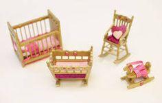 Resultado de imagen para como hacer muebles de madera en miniatura
