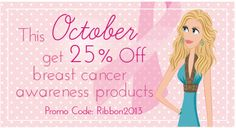 Breast Cancer Awareness Promotion