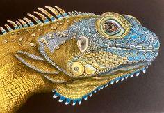 Iguana 1 (page 19) by Jeff M.
