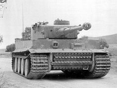 TANKS OF GERMANY - POWER AND STRENGTH. Tiger