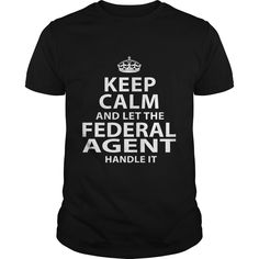 FEDERAL AGENT T-Shirts, Hoodies. Check Price Now ==►…