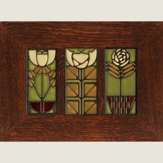 Image result for arts and crafts style frame