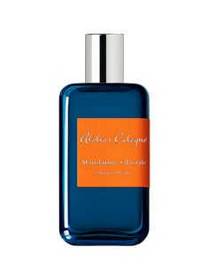 Atelier Cologne Mandarine Glaciale The nose-tickling zing of bergamot; the soft, lush dry-down of jasmine; and the lingering warmth of amber—all in an incredibly gorgeous bottle. What's not to love?