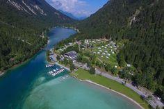 Campingplatz Seespitz - Plansee Tirol - natur erleben