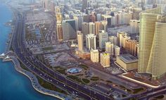 Abu Dhabi.  So unexpectedly beautiful.