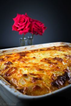 Zucchini Lasagna - carb-free and guilt-free!