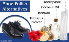 Run out of shoe polish? Looking for alternatives to shoe polish? The answer to your shoe shine needs lies in items that are easily found in the comfort of your own home.