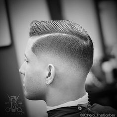 Haircut by ichelo_thebarber