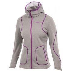 Craft Full Zip Hood Jacka - Dam - Kampanj-499kr