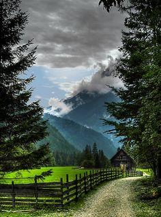 Impressive Photos of Natural Beauties - The Julian Alps, Slovenia