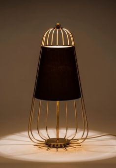 Dervish Table Lamp / Losh Design