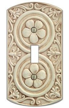 amerelle filigree 1 toggle wall plate antique brass65tab at the home depot new house stuff pinterest antique brass walls and bedrooms