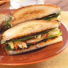 Delicious sandwich - fine picture
