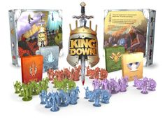 Megapedido de King Down | Blog Egdgames.com
