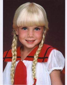Heather Michele O'Rourke - died at age of 12 from cardiac arrest. Born 12/27/1975 - died 2/1/1988 Best known for Poltergeist
