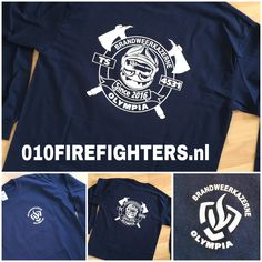 010FireFighters.nl | Firefighters Bodywear     #010 #firefighters #Rotterdam #fireman #Dutchfirefighter #tshirts #SchipperFacilitair #brandweer #olympial