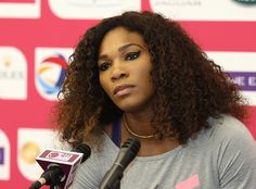 Serena Williams Refuses to Smile for the Camera – New York Minute Magazine