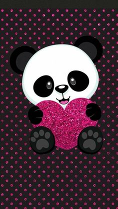 Panda Bear Articles And Images About Panda Wallpapers Panda Cute Panda Wallpaper