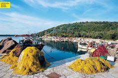 Atherinos Bay (Meganisi - Kalamos - Kastos), excursions, Lefkada