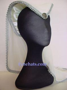 Elizabethan hat