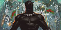 Writer Ta-Nehisi Coates will be joined by artist Daniel Acuña in May for a new Black Panther #1 from Marvel Comics.