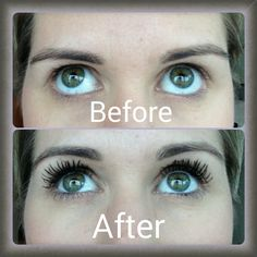 Have amazing lashes with youniques fiber mascara! 3d Fiber Mascara, Best Lashes, Before And After Pictures, Younique, Amazing