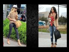 TODAS LAS TENDENCIAS 2015: En Outfits Para Ti!! - YouTube