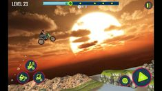 Bike Stunt Tricks Master 3D Racing Android Gameply #2 Motorbike Game, 3d Racing, Stunts, Channel, Android, Waterfalls