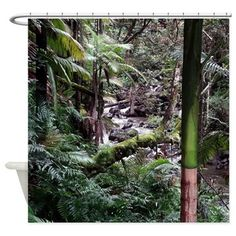 Tropical Forest 09 Shower Curtain