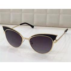ba87bbbbac8ea Fendi - FF0193 S Gold - Pink-sunglasses-Designer Eyes