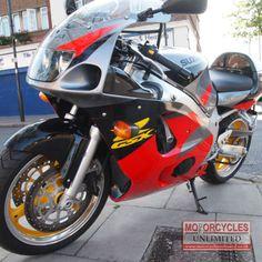 1997 Suzuki GSXR600V SRAD for Sale | Motorcycles Unlimited