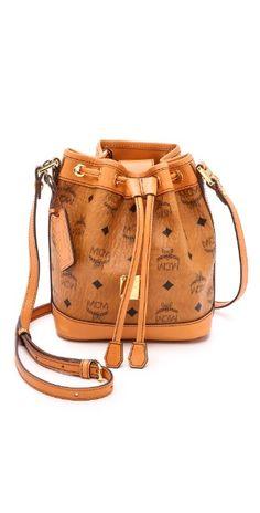 MCM Mini Drawstring Bag   SHOPBOP