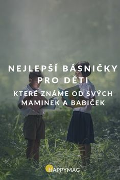 Hledáte inspiraci na nejlepší básničky pro děti, abyste je své potomky také naučili? Máme pro vás ty od našich babiček a maminek. #basnicky #zabava #deti Baby Born, Excercise, Scrapbook Cards, Games For Kids, Crafts For Kids, Kindergarten, Activities, Education, School