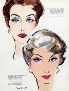 Make-up 1953 Pierre Simon