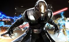 Star Wars Force Unleashed /by igotgame1075 #deviantart #starwars #art