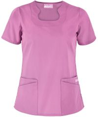Butter-Soft Stretch Scrubs by UA Scrubs Outfit, Scrubs Uniform, Nursing Shoes, Nursing Clothes, Medical Uniforms, Womens Scrubs, Moda Chic, Medical Scrubs, Funky Fashion