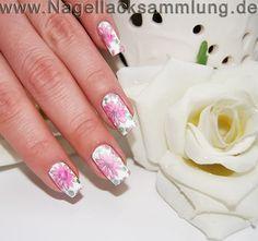 #stamping #nailart #flowers #MoYou
