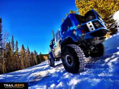 #trailjeeps #offroad #fourwheeling #4x4 #jkwrangler #rockcrawling #jeep #itsajeepthing #builtjeeps #liftedjeeps Buy your parts from us or build your Jeep with us. From simple installations to LS or Hemi Conversions. Call us at 303.495.7595 or email us at sales@trailjeeps.com Competitive pricing.  Or visit us online at www.trailjeeps.com
