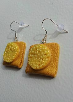 Polymer clay earrings KatikaZ / Retro http://www.sashe.sk/KatikaZ  http://www.fler.cz/katikaz https://www.facebook.com/pages/Katika-Handmade-jewelry/611752618918894?ref=hl