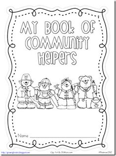 math worksheet : results for munity helpers  worksheet  guest  the mailbox  : Community Helpers Kindergarten Worksheets