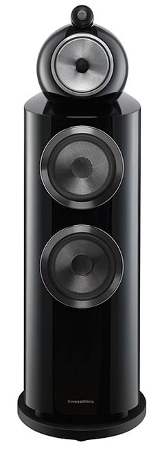 """""""This is getting to be a habit."""" That's how I ended the first paragraph of my review of Bowers & Wilkins' 800 Diamond speaker, in the May 2011 issue; apparently, Stereophile's habit of reviewing models from B&W's 800 series remains unbroken."""