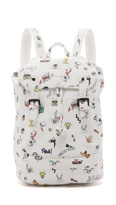 Paul & Joe Sister Fenzy Backpack Looney Tunes Paul Joe, Cool Backpacks, Bugs Bunny, Looney Tunes, Kids Fashion, Sisters, Concept, Store, Lady