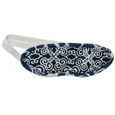BaliZen Collection : Eye Shades Indigo Fair trade luxury