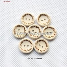 Cheap Buttons, Buy Directly from China Suppliers:Product Description· Size: Approx,20MM ,13/16 inches. Color: Natural Color.Co